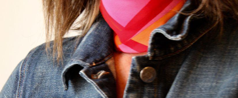 how to: silk scarves jumpstart spring