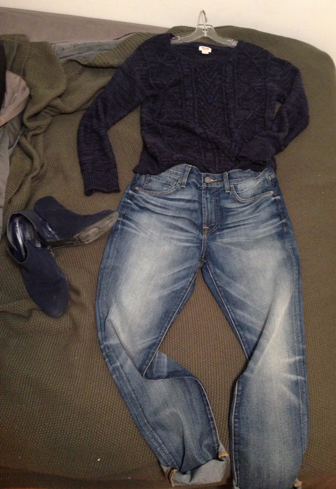wardrobe look