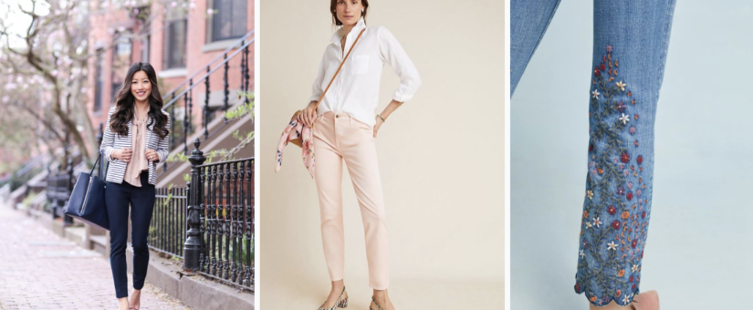 The Lowdown on Cropped Pants