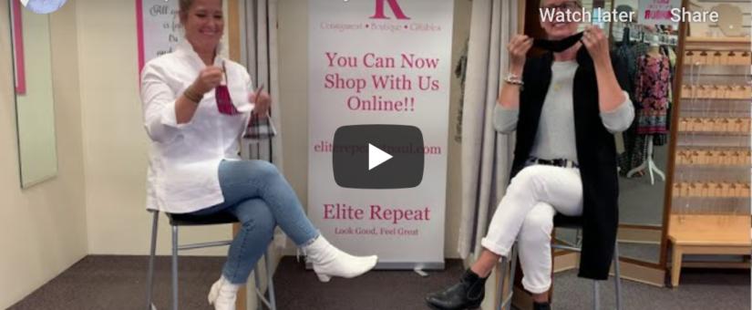 Elite Repeat's Ask the Stylist