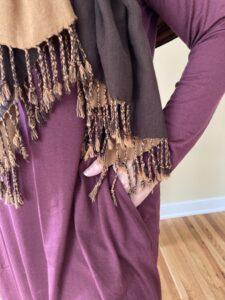 client spotlight: wooland rowena pockets