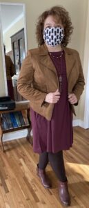 client spotlight: wooland rowena with suede jacket